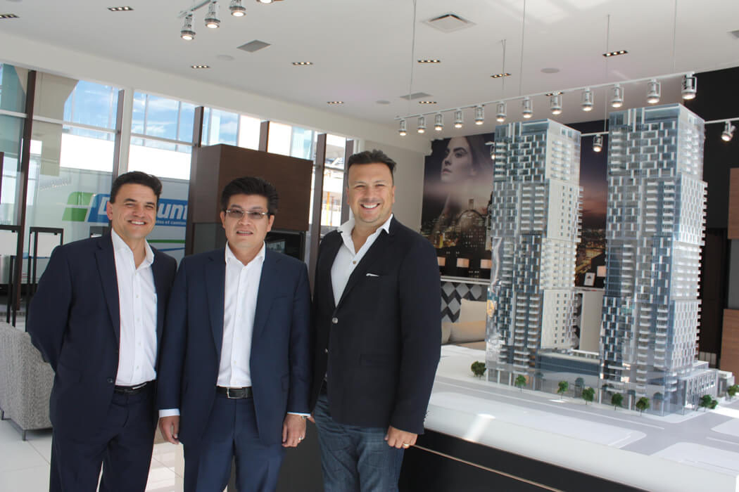 WHO IS BEHIND YUL CONDOMINIUMS PROJET? (FR ARTICLE)
