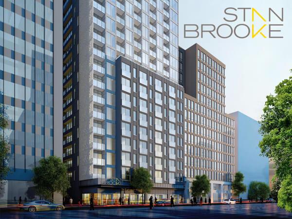 STANBROOKE 白领租赁公寓项目